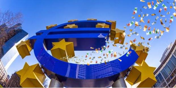 Alla faccia del popolino, la BCE presta 1310 mld di euro alle banche ad interesse -1%