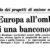 La profezia sull'euro del 1978