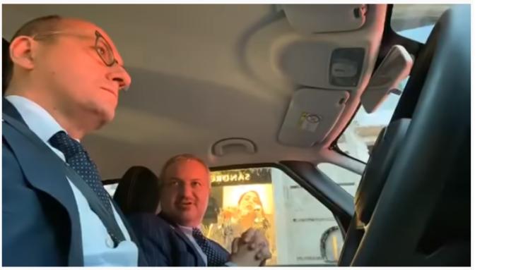 """QUANTO IL RECOVERY FUND """"SPIAZZA"""" I SOVRANISTI: un divertente viaggio in  auto con Borghi e Bagnai"""