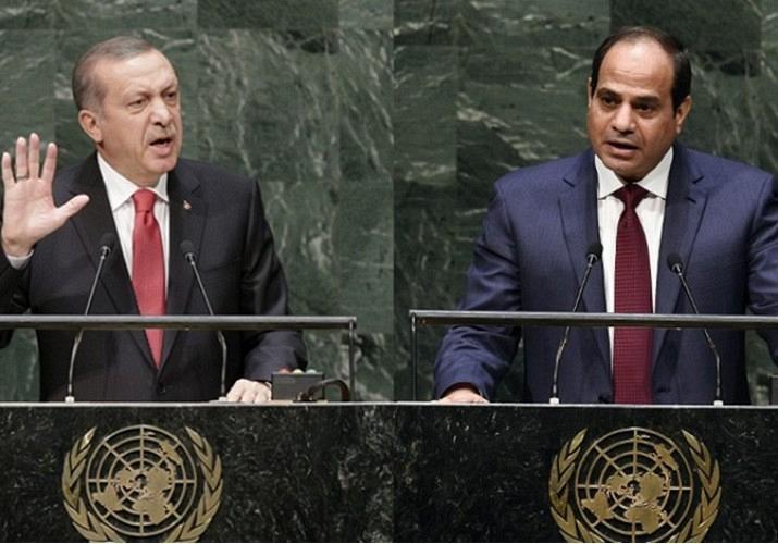 GUERRA IN VISTA FRA AL-SISI ED ERDOGAN. Libia la posta in gioco..