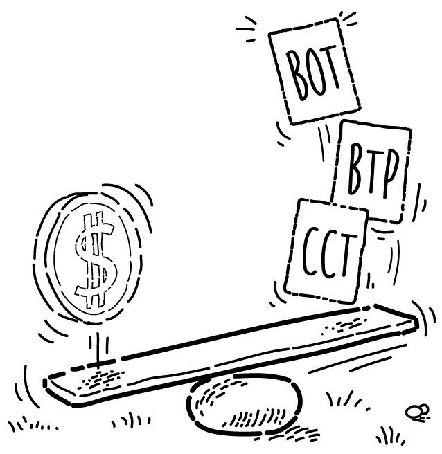 I titoli di Stato hanno un loro valore di mercato