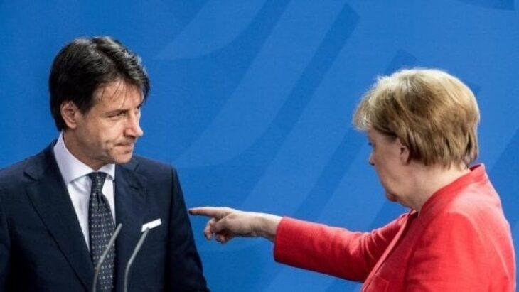 LA MERKEL VUOLE IL MES PER L'ITALIA. QUINDI MES SARA'!! Conte non conta nulla…