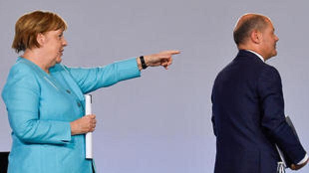 GERMANIA DISPONE 130 MILIARDI DI AIUTI COVID. La Merkel fa, Conte sempre farà……..