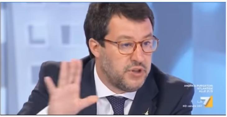 Un nuovo look per Salvini (di Paolo Becchi)