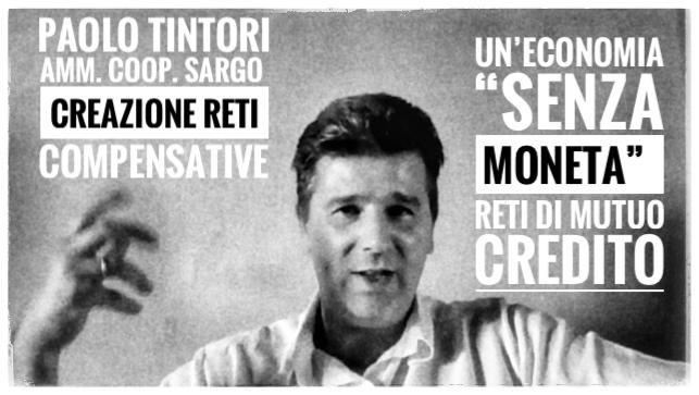 Intervista a Paolo Tintori – Reti di Mutuo Credito