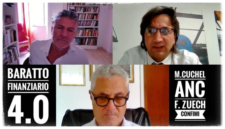 Baratto Finanziario 4.0 Intervista a M. Cuchel e F. Zuech