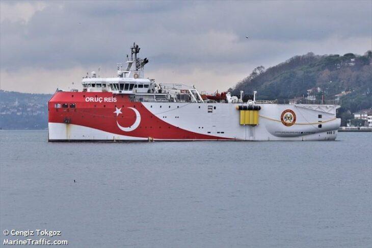 La Turchia afferma di voler proseguire con le esplorazioni nel mare greco. Coraggio o bluff