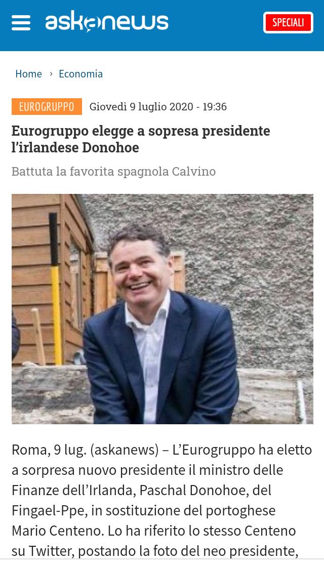 CONTE FA L'ASSE D'ACCIAIO CON LA SPAGNA, GLI AUSTERI GLIELO ROMPONO IN TESTA