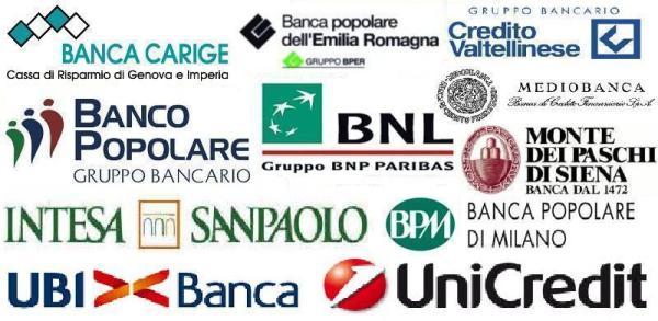 Banche italiane: troppi NPL, ma pochi derivati. Pagano la crisi economica permanente. Tra qualche mese sarà anche peggio