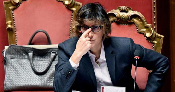 La fenomenale arringa di Giulia Bongiorno in Senato