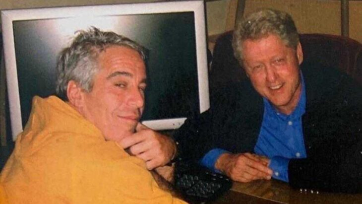 """Ci Siamo! Un testimone vide Bill Clinton alla """"Pedo Island"""" di Jeffrey Epstein"""
