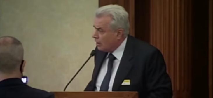 Magistrato Giorgianni: lo stesso copione nel mondo intero