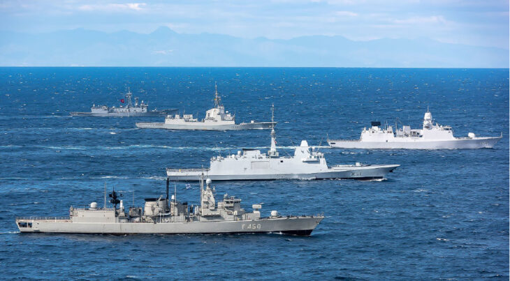 «Polemos», guerra, si prepara fra Turchia e Grecia