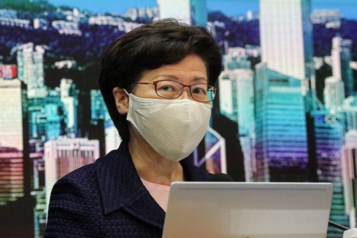 """HONG KONG RINVIA LE ELEZIONI e cancella certi candidati. La scuola """"Cinese"""" di Giuseppi Conte"""