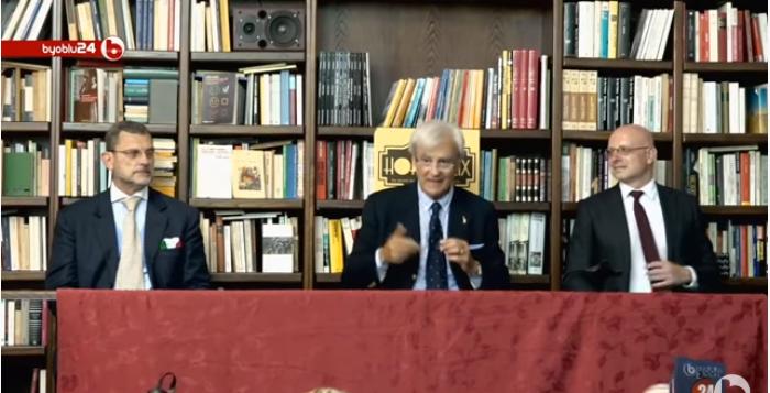 """""""LO STRANO CASO ITALIA"""". La presentazione dell'ottimo libro di Luciano Barra Caracciolo, con un parterre di economisti unici"""