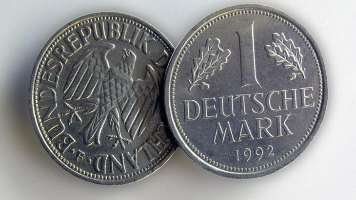 Il discorso del cancelliere Kohl al lancio dell'euro