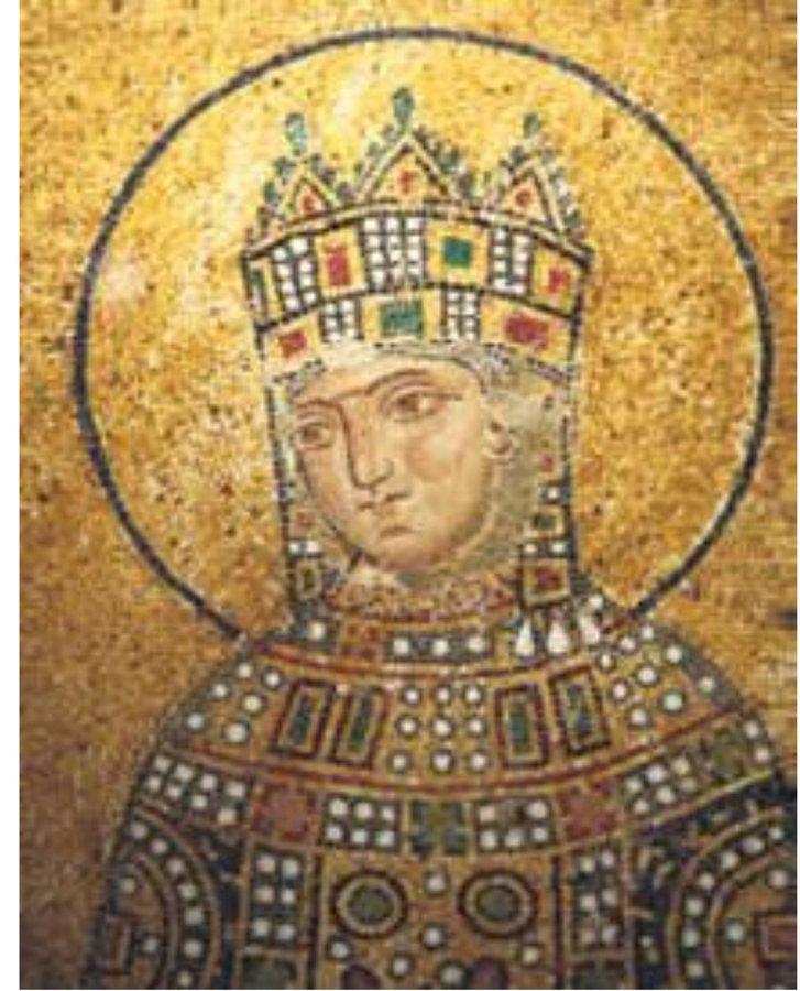 """""""Donne e Madonne, tutte pu..ne da cancellare"""" Così si esprime lo storico turco sui mosaici di Santa Sofia (da OFCS Report)"""