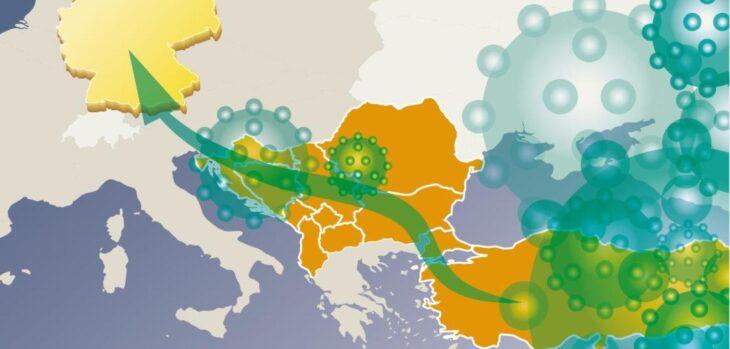 CORONAVIRUS: la rotta balcanica che preoccupa anche la Germania