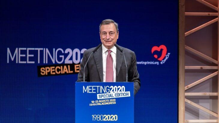 Caro Draghi ecco chi ha rubato il futuro ai giovani