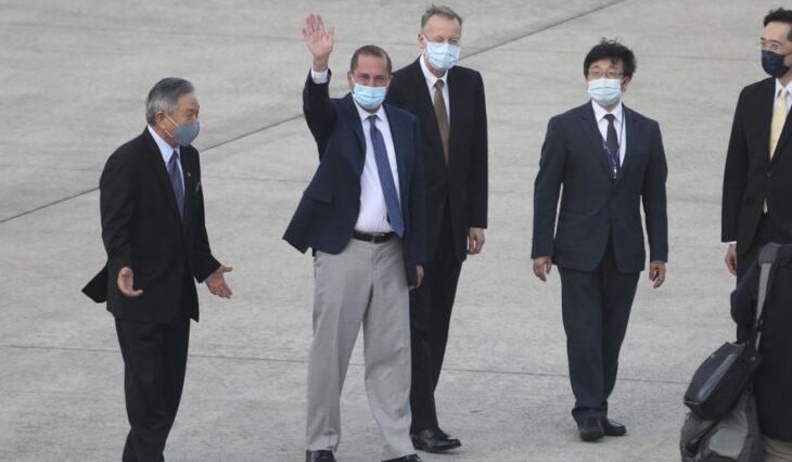 WASHINGTON FA INFURIARE PECHINO, ma mostra un cambio nelle relazioni internazionali