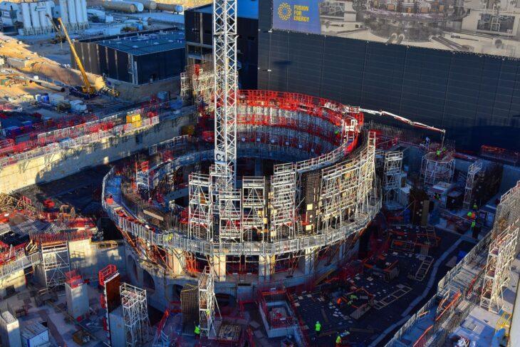 Finalmente è partito il futuro dell'ENERGIA: partita la costruzione di ITER, il primo reattore a fusione nucleare efficiente