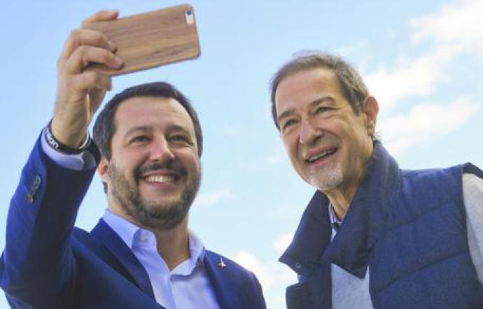 Faraone, partitino di Renzi, denuncia Musumeci e Salvini per procurato allarme. Lui e il suo capo non risponderanno mai per i danni portati