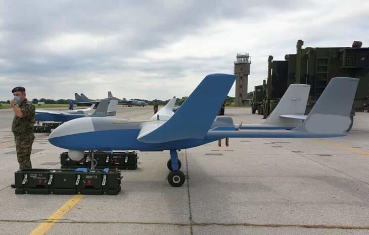 DRONI CINESI DISPIEGATI IN SERBIA. Uno smacco per la NATO