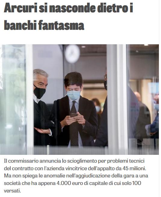 Lo sporco segreto degli appalti dei banchi scolastici: mini azienda ottiene 45 milioni a 250 euro a banco!! ONESTAHHH
