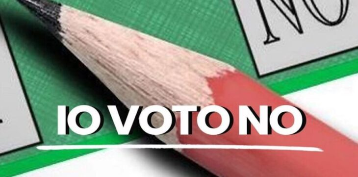 Votare NO per evitare il lockdown della democrazia (di P. Becchi e G. Palma)