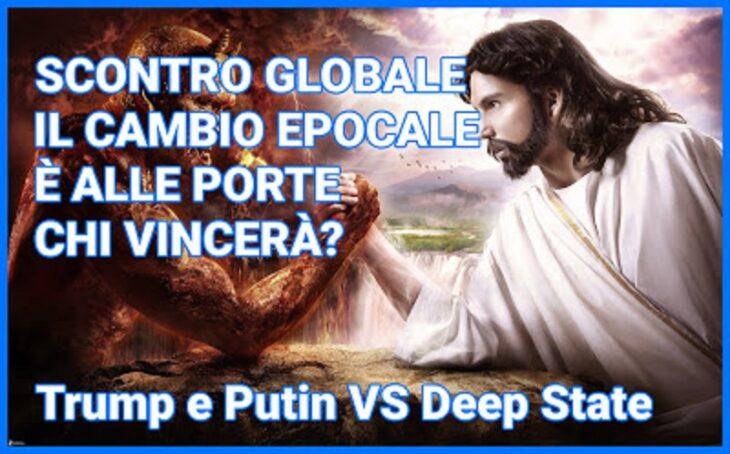 """Scontro globale – """"RESET"""" contro """"RESET"""" – Il cambio epocale è alle porte, chi vincerà? (di Cosimo Massaro)"""
