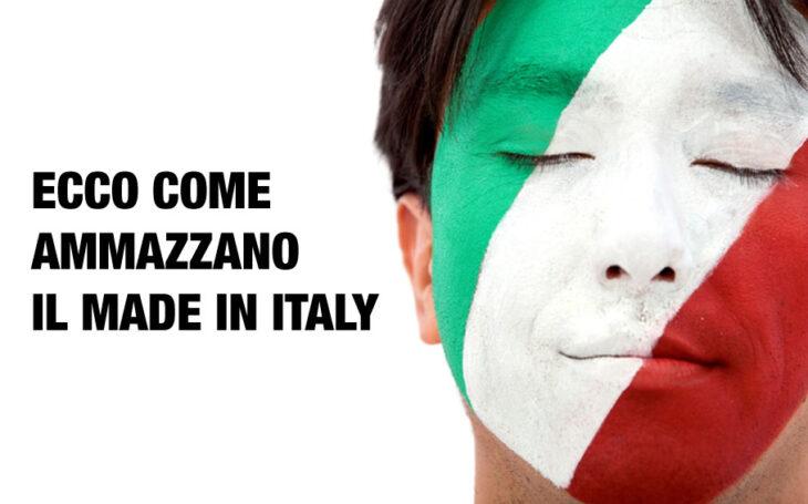 Vi racconto come stanno ammazzando il «Made in Italy»