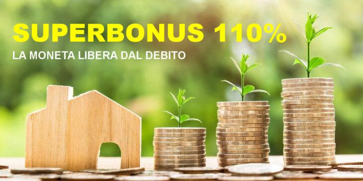 Covid19, Debito Pubblico e Superbonus 110%