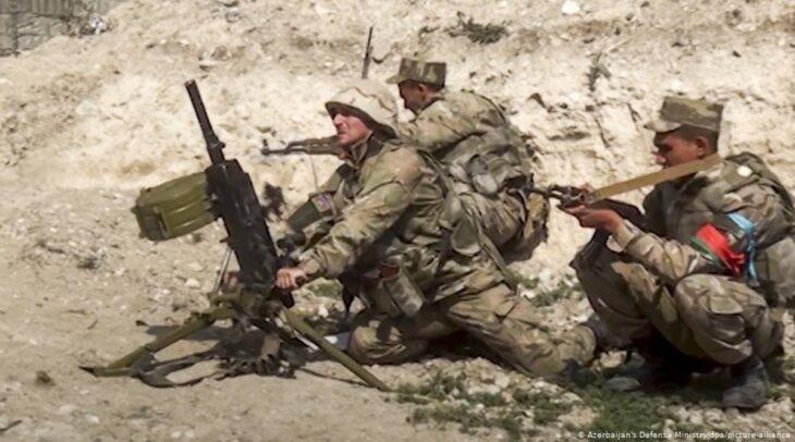 Nagorno-Karabakh: verso l'offensiva finale Azero-Turca. Andiamo verso una nuova strage di armeni come nel 1915?