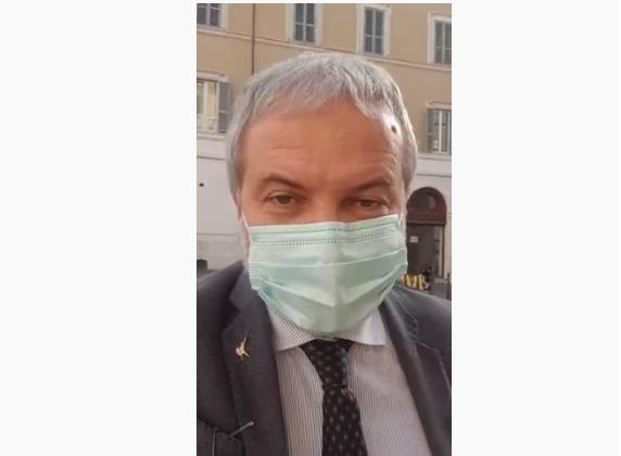 Borghi: «Sono passati due mesi dal rapimento dei pescatori siciliani»