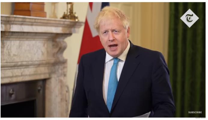 Johnson: Cari cittadini; preparatevi per un «Hard Brexit». Germania contro Francia per la posizione estrema di Macron. Era meglio un italiano al posto di Barnier