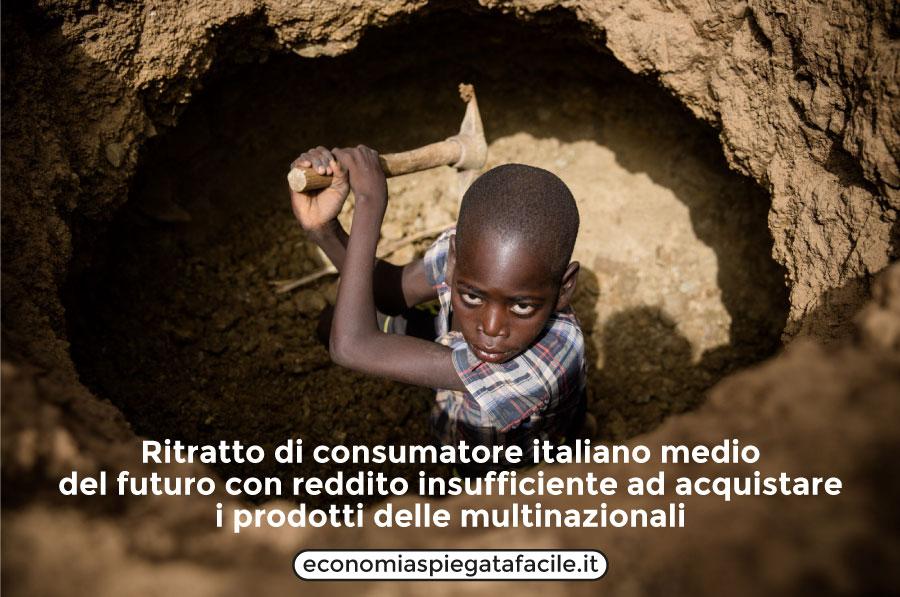 Quando il made in Italy sarà solo un ricordo i lavoratori italiani diventeranno i nuovi schiavi