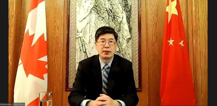 Le (non) velate minacce della Cina ai cittadini canadesi