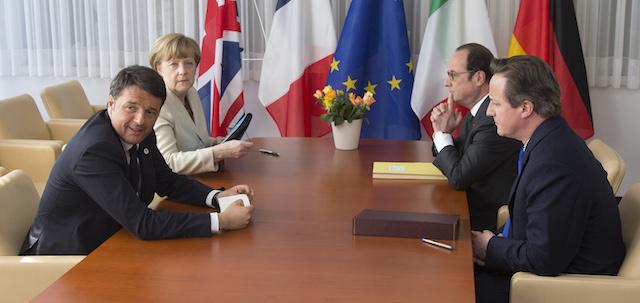 Domani e dopo un Consiglio d'Europa… che se ne infischierà del «Recovery Fund» o del bilancio UE