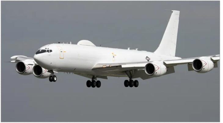Il «Doomsday Airlane» ha preso il volo prima dell'annuncio della posività al COVID di Trump…
