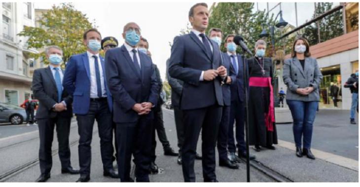 Una guerra dichiarata: l'islamismo contro la Francia e l'Occidente. L'attentatore sbarcato a Lampedusa