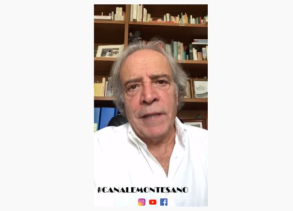 Montesano (Sallustio): «Chiamate tranquillità la schiavitù»