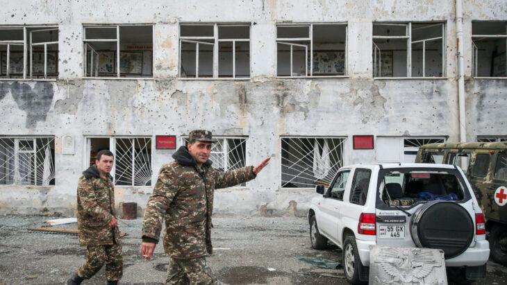 La Francia accusa la Turchia di intervenire nel Nagorno Karabakh. Nuovi equilibri in Europa?