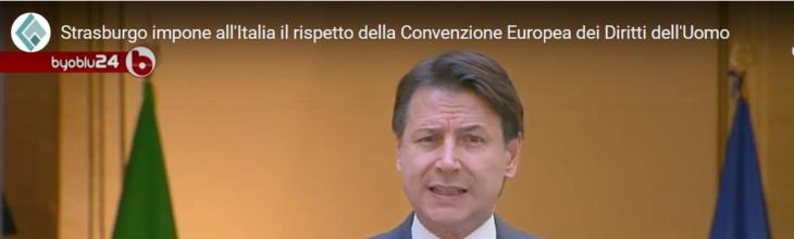 Strasburgo impone all'Italia il rispetto della Convenzione europea dei diritti dell'uomo