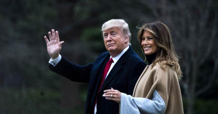 Trump e Melania positivi al COVID-19: la scoperta sull'Air Force One