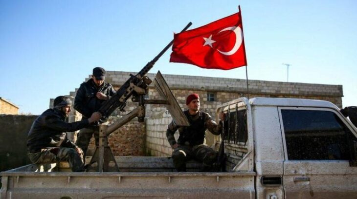 I Russi cancellano comando dei ribelli in Siria. Segnale verso la guerra in Caucaso?