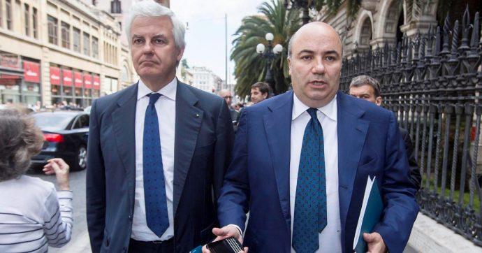 Profumo e Viola condannati a sei anni, ma il primo resta alla guida di Finmeccanica-Leonardo: i grandi boiardi sempre