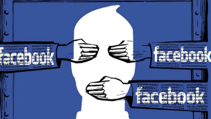 """Quando Facebook censura le ricerche scientifiche perchè """"NO MASK"""". Può un social ergersi al di sopra di tutto ?"""