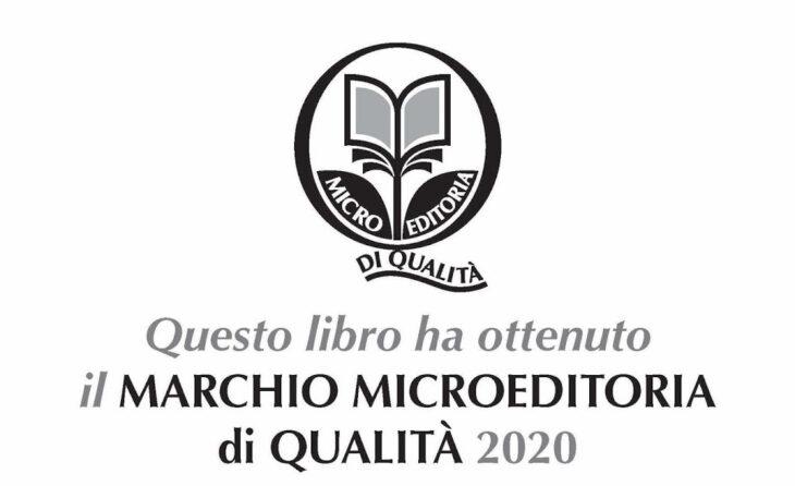 Marchio Microeditoria di Qualità 2020 al libro di economia spiegata facile