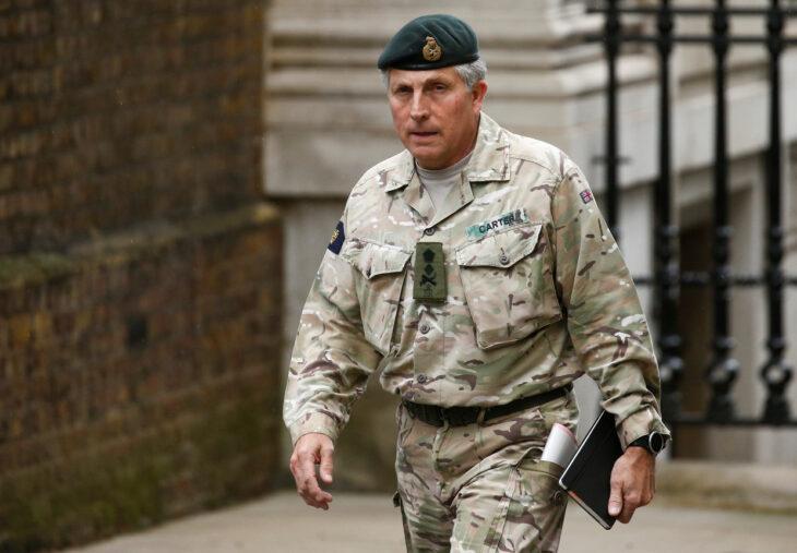 Il COVID può portare alla Guerra: parola di Capo di Stato Maggiore inglese
