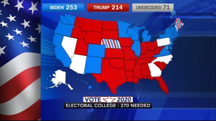 Pennsylvania: che succede alle elezioni. Intanto la CNN